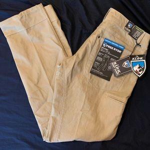 NWT Kühl khaki pants